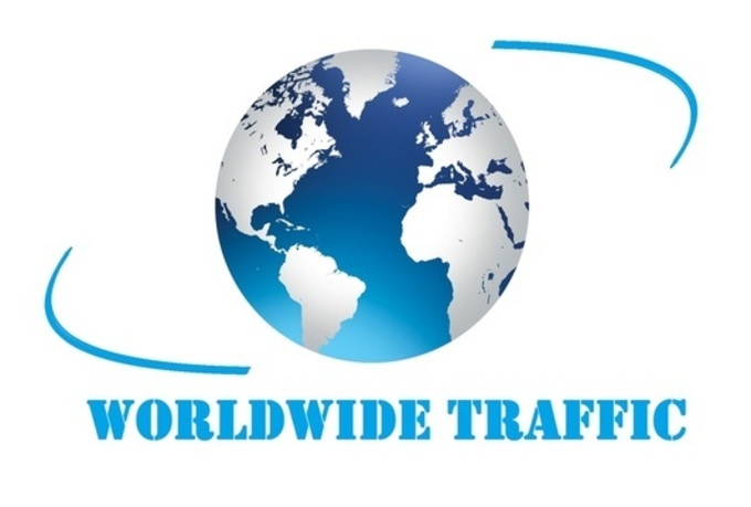 real 600,000 Worldwide Traffic Website for