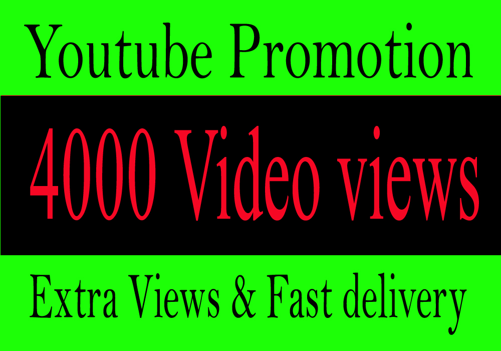 YouTube Video Marketing social Media Promotion and Seo ranking