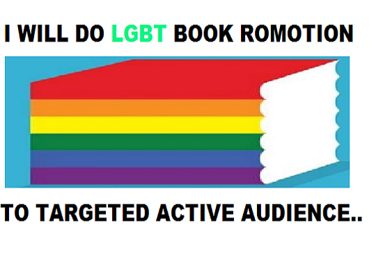 Do effective LGBT Book Promotion And Ebook Marketing