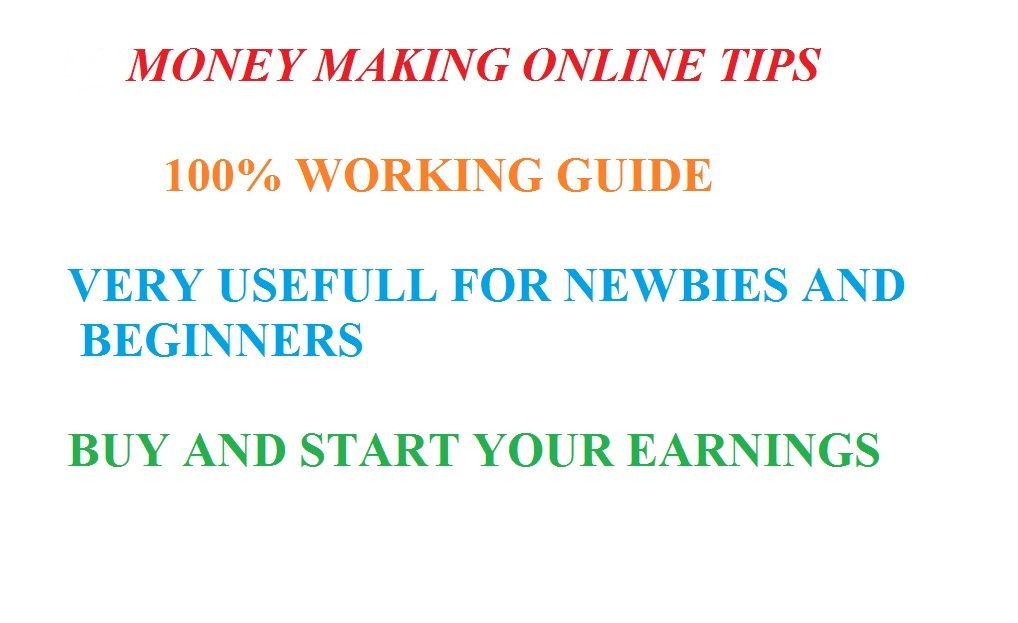 12 Ways You Can Absolutely Make Money Online eBook