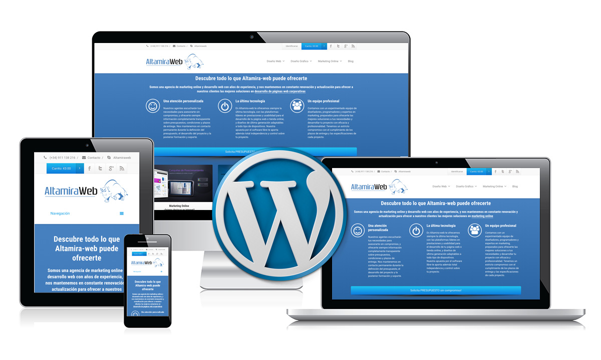 Начало создания сайта wordpress продвижение сайтов отзывы нижний новгород