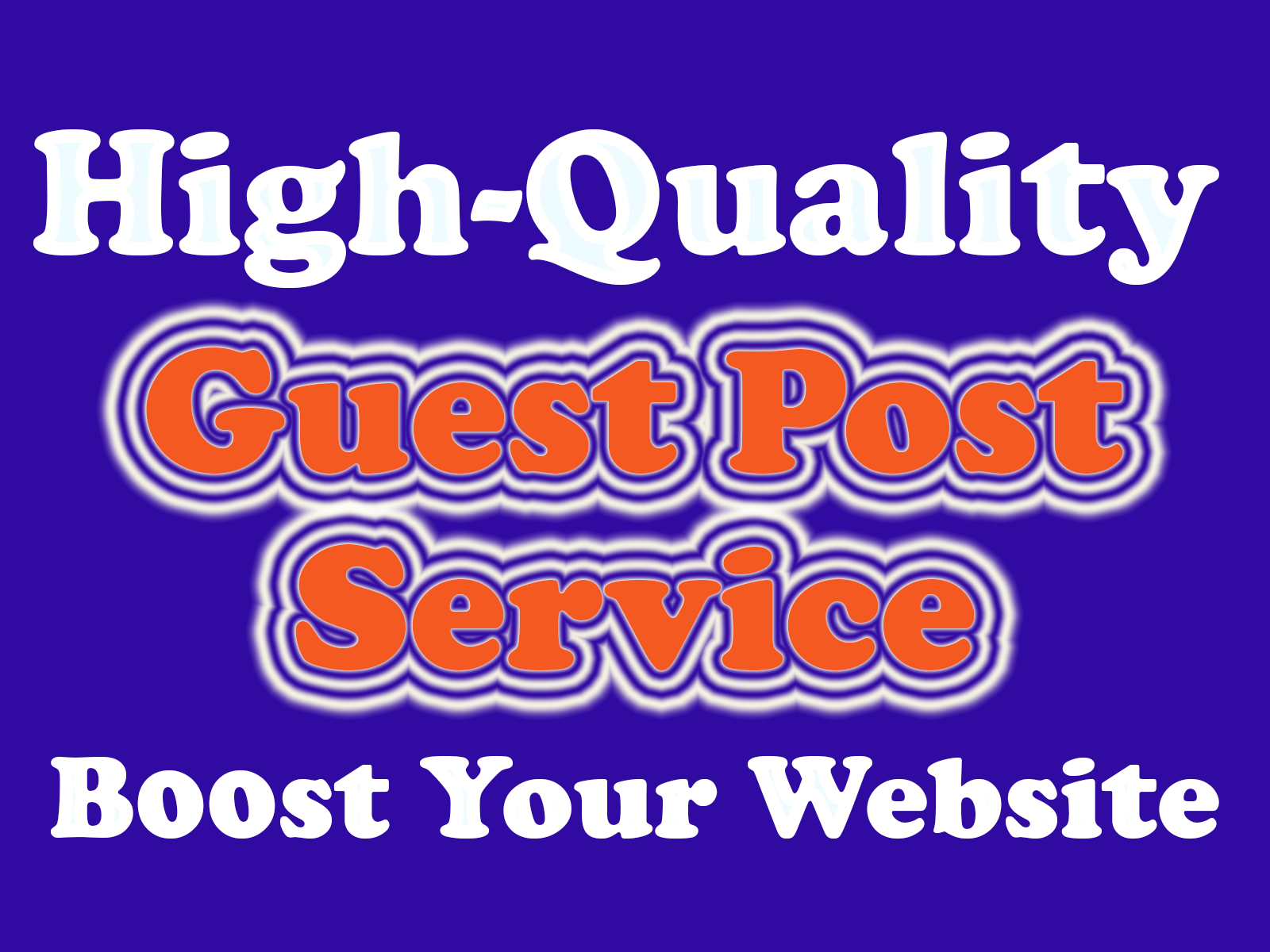 Write And Publish 5 HQ Guest Post 0n Various Viral Si...