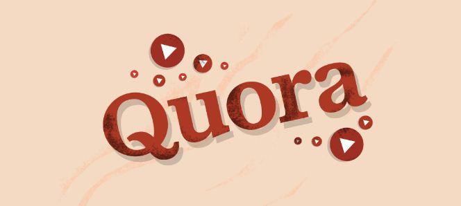 15 High quality Quora answer backlinks
