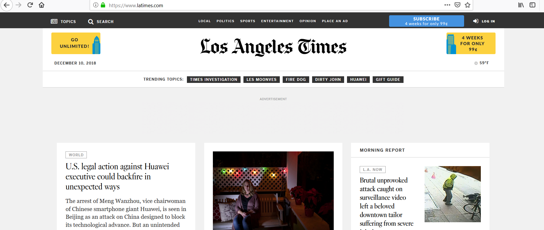 guest post on Los Angeles Times Latimes Latimes. com ...