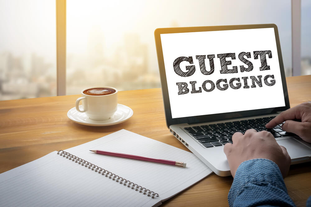 Create Seven guest post in my aged 30 plus Blogs