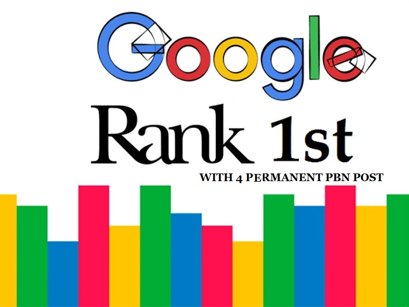 Rank On 1st Page Google With 3 Manual High Quality PA/DA TF/CF Permanent PBN Link In 24hours