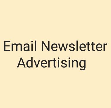 Email Newsletter Advertising