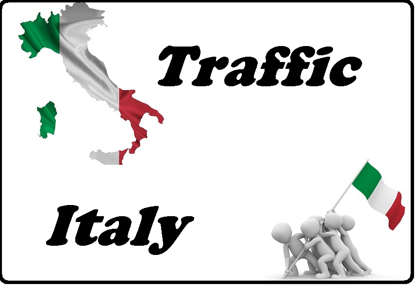 drive ITALIAN visitors to your Link web shop product with EXTRAS