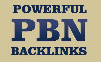 Build 10 High PR PA DA TF CF to 50 + to 15 PBN Backli...