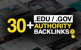15 Pr9+15 Edu And Gov High Pr SEO Authority Backlinks...
