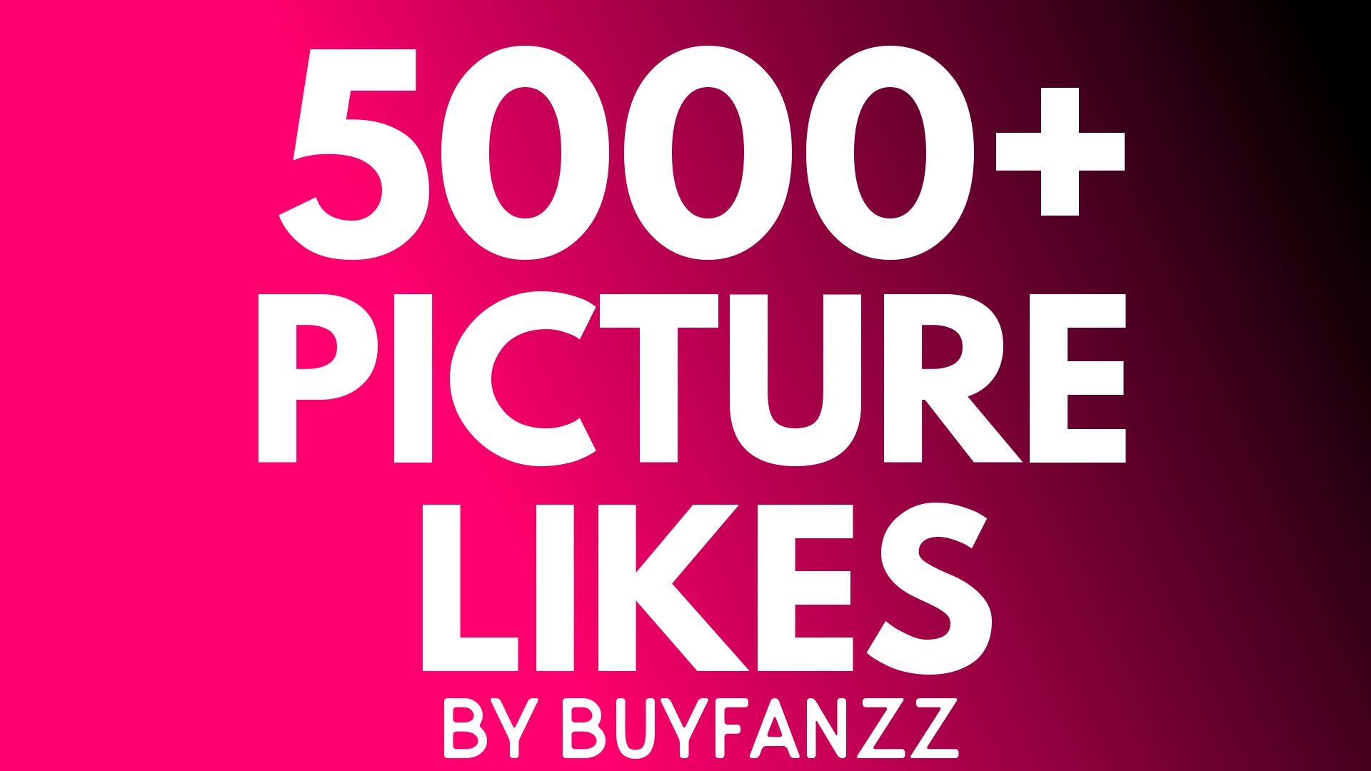 Add Super Instant 5000+ High Quality Pictures Promotion