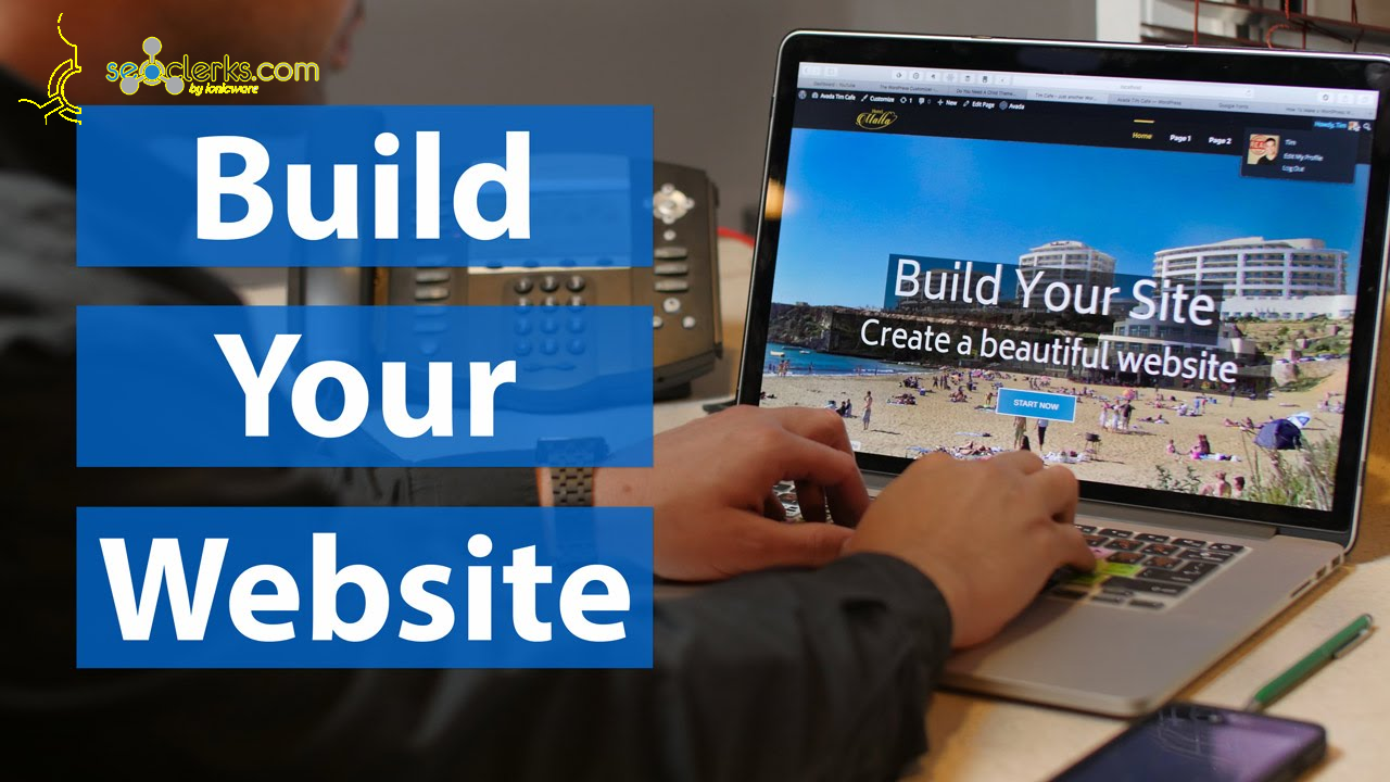 Develop Responsive SEO Friendly Wordpress Blog Or Website