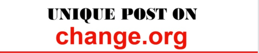 Publish Your Article On Change. org & Thebaynet Limited Offer