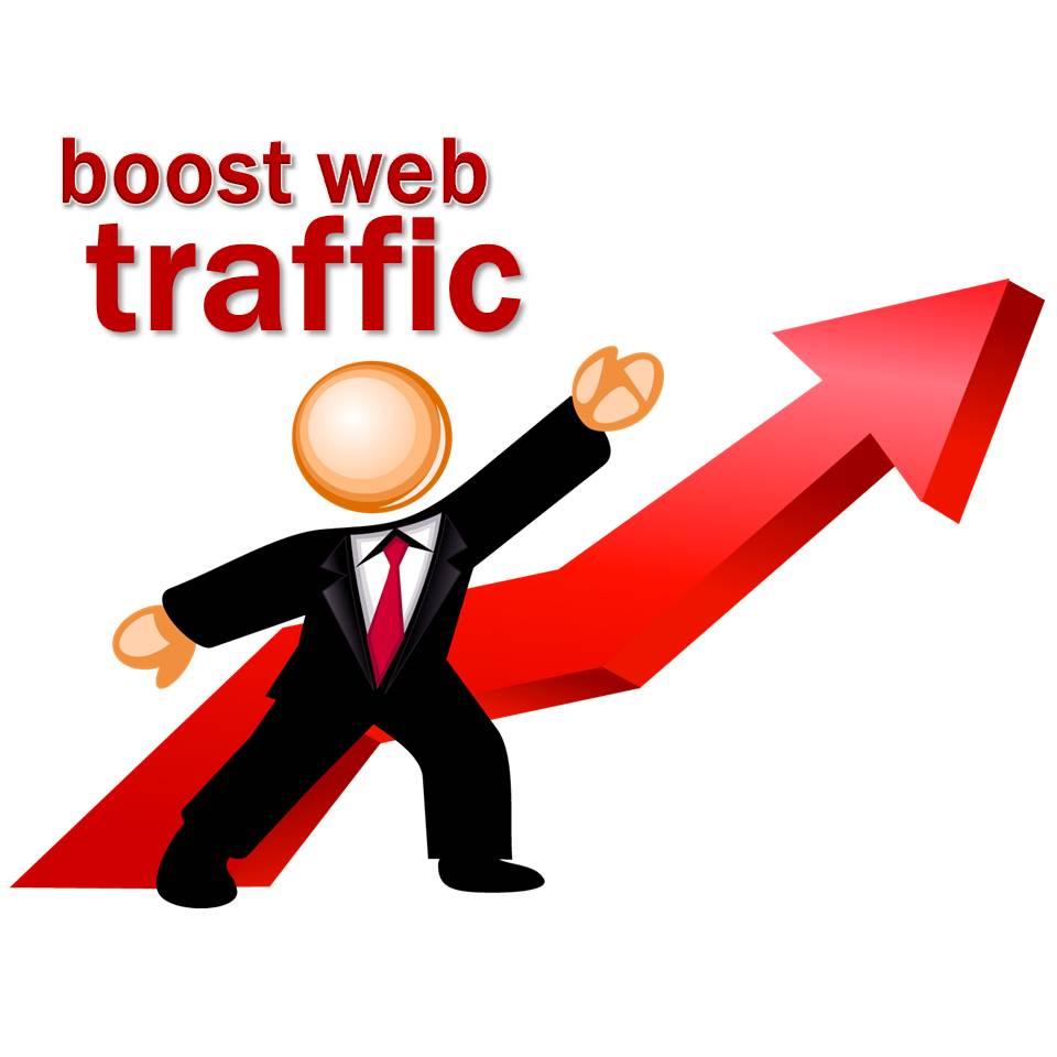 Drive 20,000+ Human Traffic by Google Facebook Twitte...