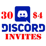 30 Discord Invites to Your Server