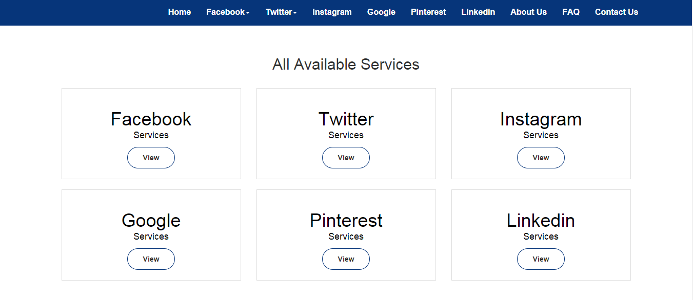 Create SMM Panel With Admin Panel and Bonus Offer