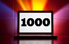 Original content of 1000 words
