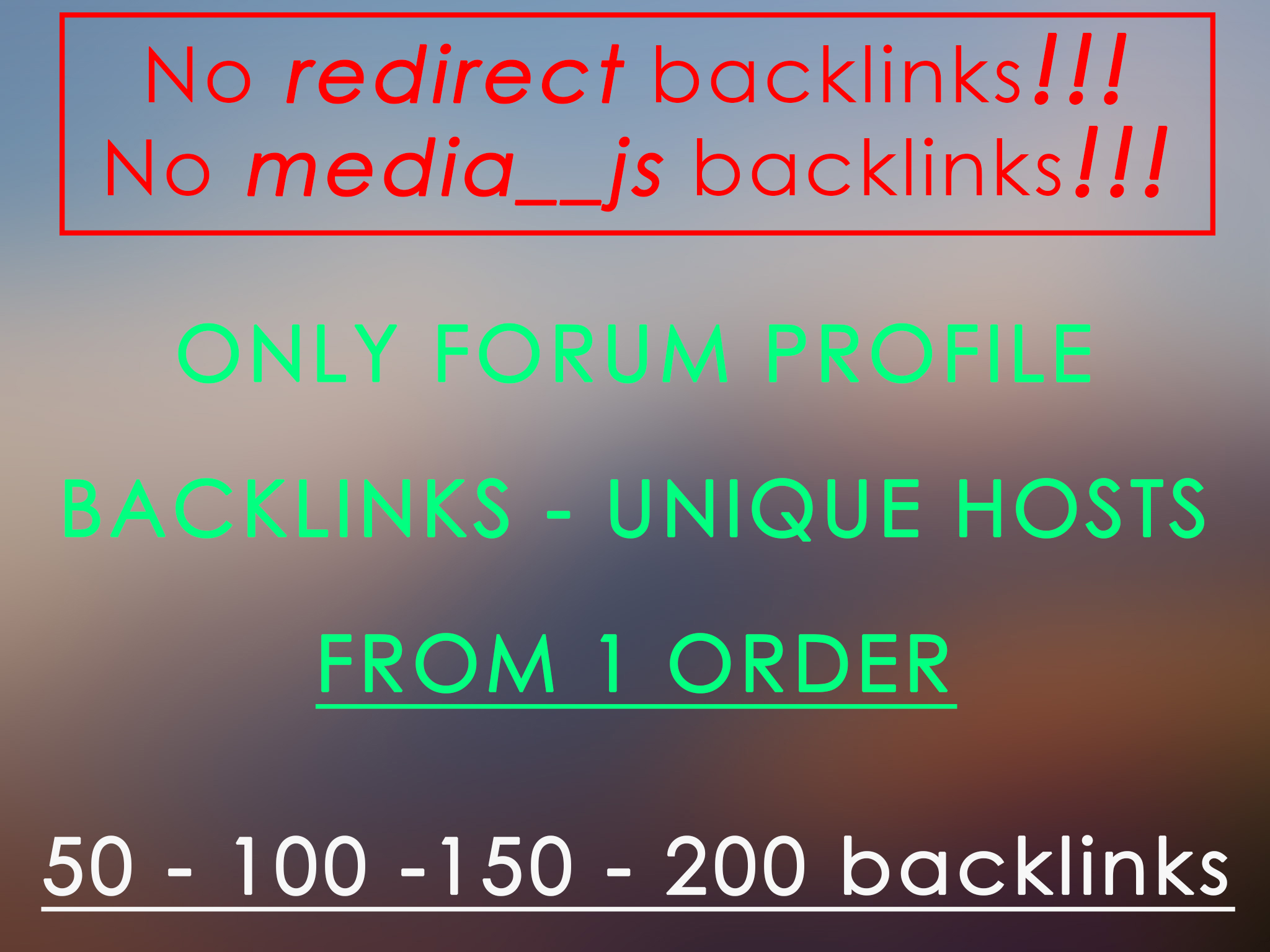 200 Perpetual Forum Profiles Backlinks without cheati...