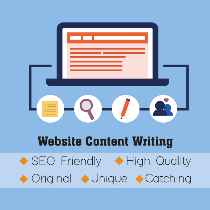 be your amazing SEO content writer