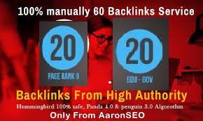 30 Pr9 + 25 Edu or Gov High PR SEO Authority Backlink...