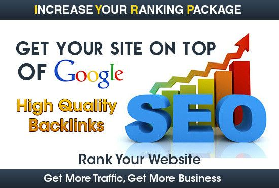 Exclusive SEO Package To Increase Your Ranking - Tiers-3 Link Building Campaign