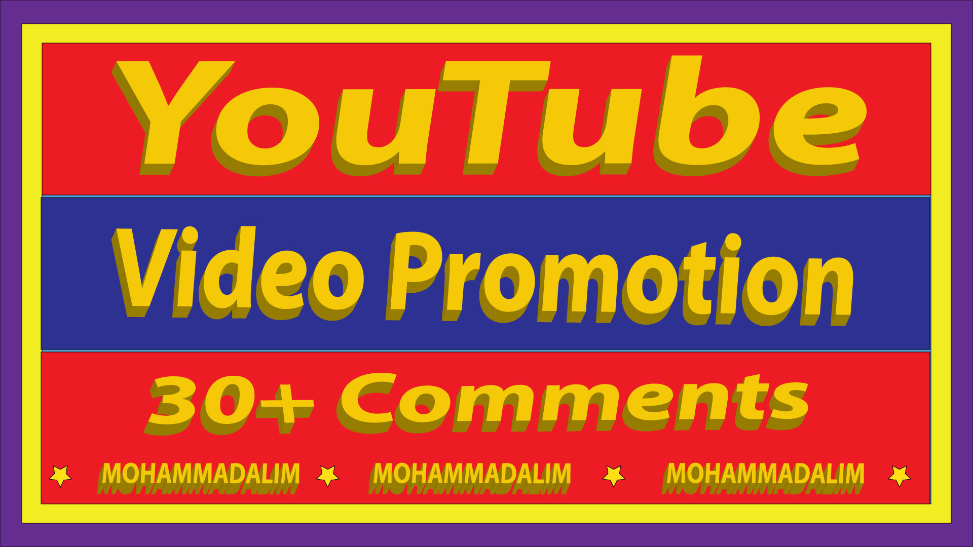 Instant Provide YouTube Video Promotion Marketing