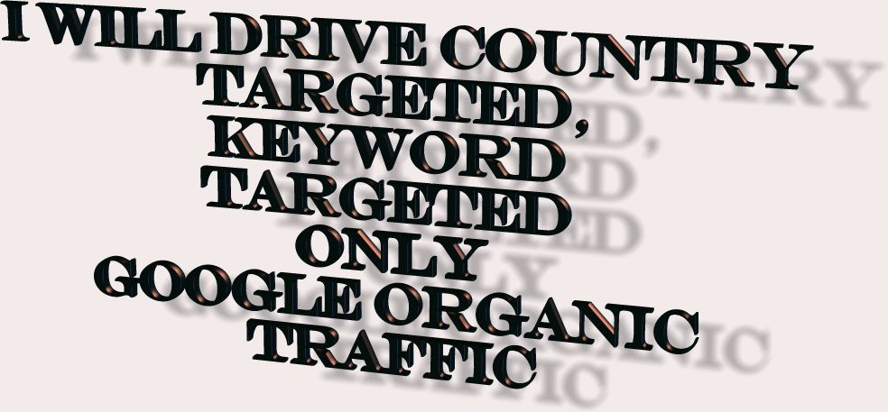 Get DIRECT GOOGLE SEARCH TRAFFIC TO YOUR WEBSITE