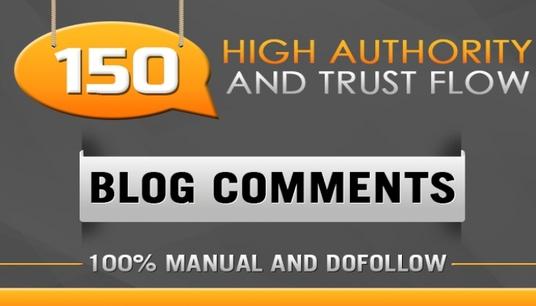 Do150 Dofollow Blog Comment Low Obl