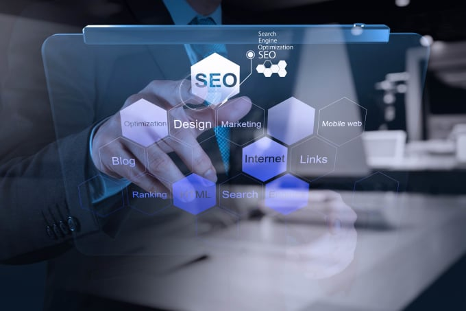 supply on page SEO optimization for your website pages