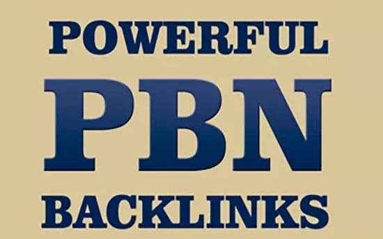 do 50 powerful do follow homepage pbn SEO back links