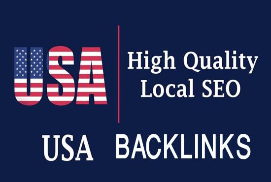 30 USA High Da Pr Backlinks, Safe Seo Link Building S...