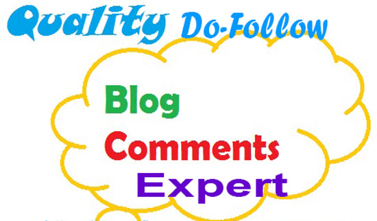 build high quality do follow and relevant blog comments link