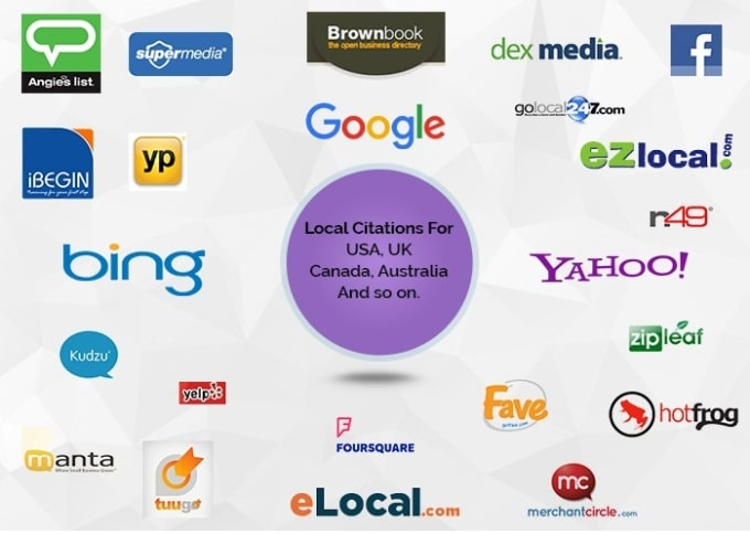 do 160 local SEO citations manually to improve local search