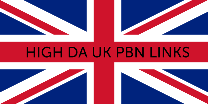 do UK high da pbn links
