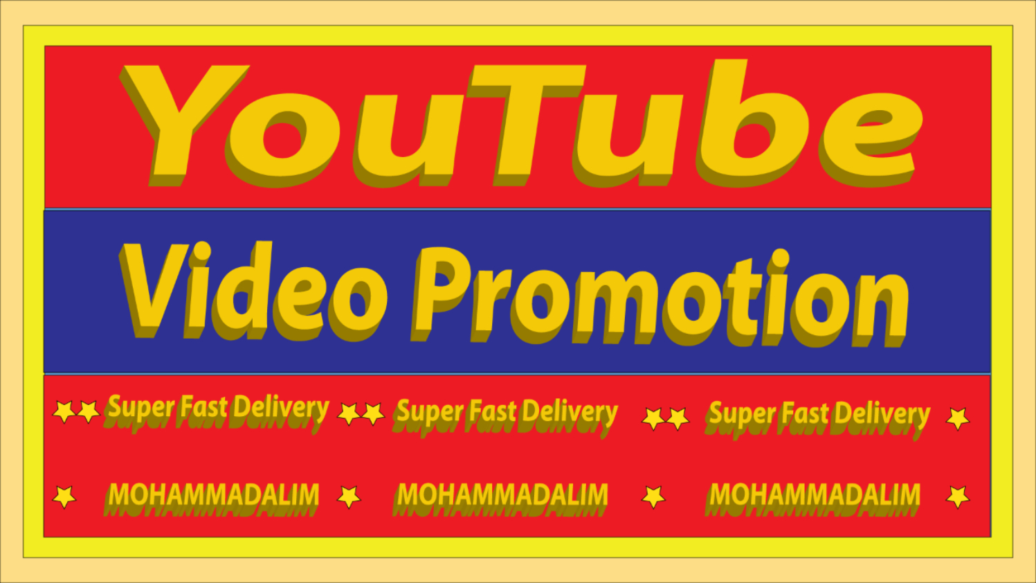 Get  YouTube Video Promotion Marketing