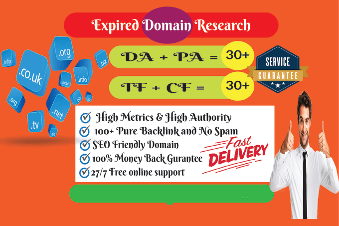 find 9 powerful expired domain for pbn