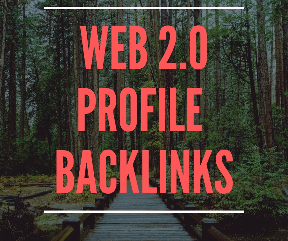 Make 20 Super Web 2 0 Links To High Dofollow Sites