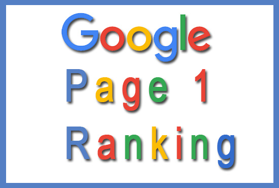 Boost website google ranking within 23 weeks with high pr seo backlinks