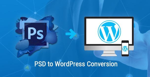 convert psd to responsive wordpress website