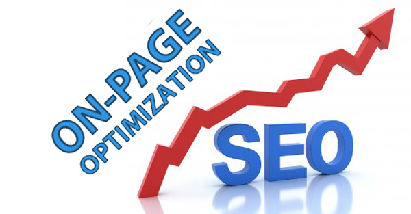 On page optimization At a low price In a short time.