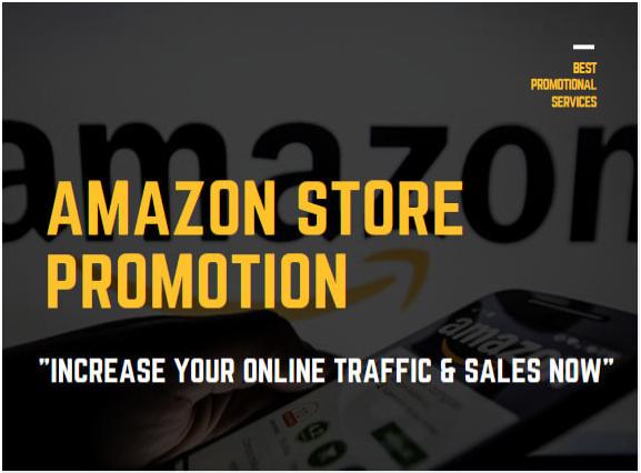 do amazon listing,  amazon store promotion to enhance traffic