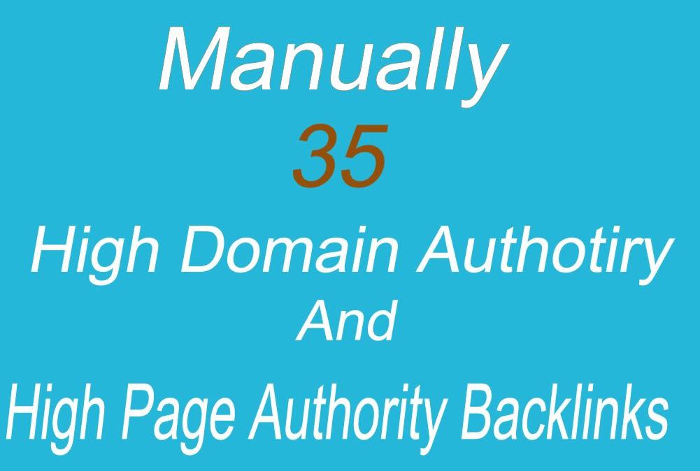provide high domain authority backlinks