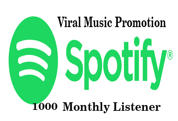 Give 1000 Monthly Listeners For Artist Profile