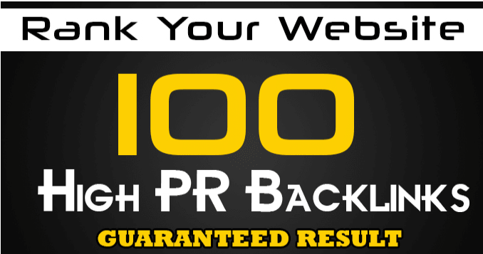 create 250 high da SEO backlinks, rank you first