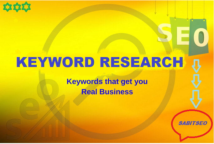 20+ SEO keyword research for your website