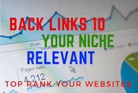 I will Submit 10 Niche Relevant Blog Comment Backlink...