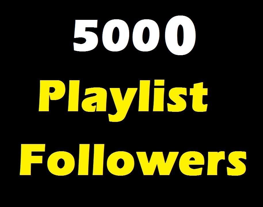 2000-Playlist-Music-Artist-followers-CheapFollowers-service