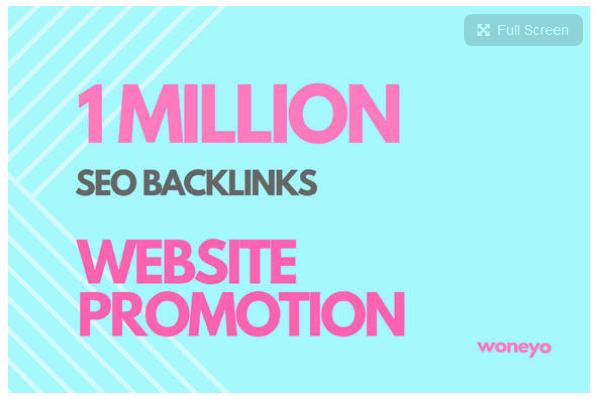 provide you high quality website backlinks