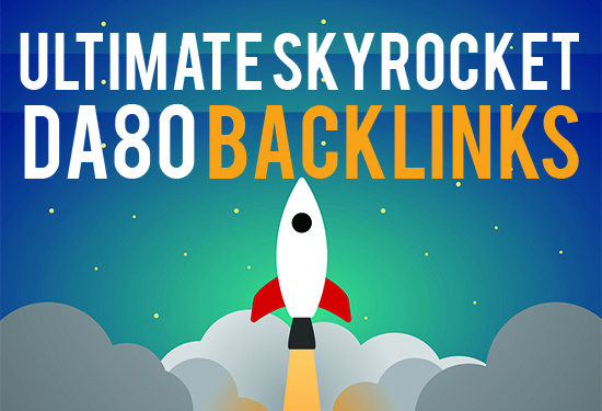 Improvde Ranking with15 backlinks on DA80 to DA90 sites