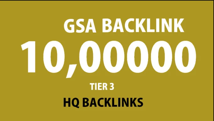 1M High Authority Backlink To Boost Your Website/page Ranking Whatever You Want To Promote